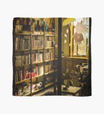 fwc 1395 bookcase books bookshelves Scarf