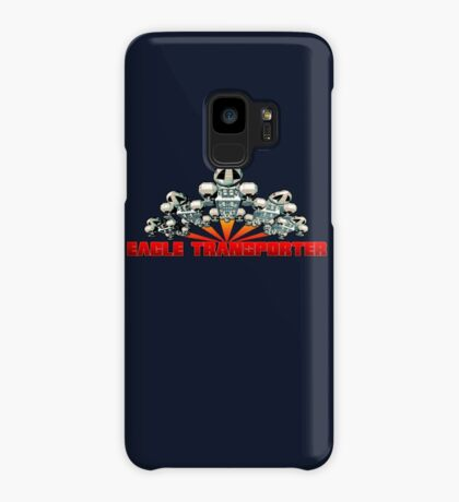 Eagle Transporter Ascent Full Front Case/Skin for Samsung Galaxy