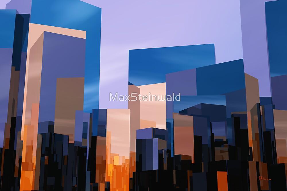 Q-City-One by MaxSteinwald