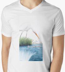 Driftwood V-Neck T-Shirt