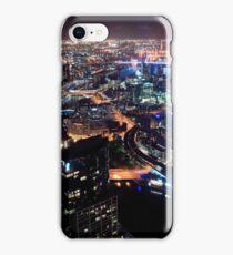 Melbourne night iPhone Case/Skin