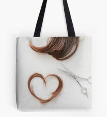 Love your hair Tote Bag