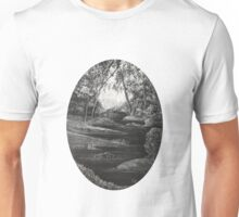 'Where Waters Meet'- Original Design. Unisex T-Shirt