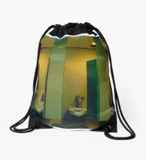 Empire Restroom Drawstring Bag