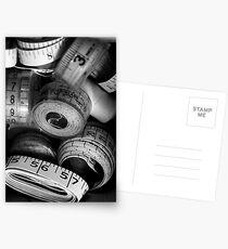 measure by measure Postkarten