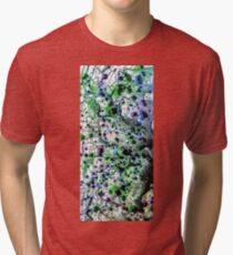 Abstract 015 Tri-blend T-Shirt