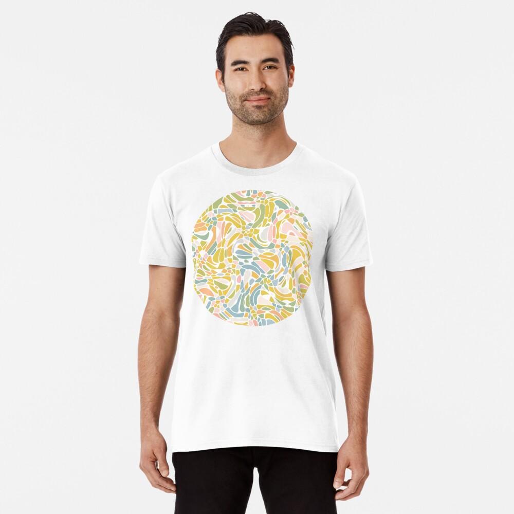 Pastel Pebbles Premium T-Shirt