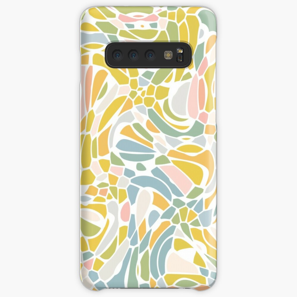 Pastel Pebbles Case & Skin for Samsung Galaxy