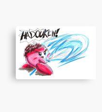 Ryu Kirby Canvas Print