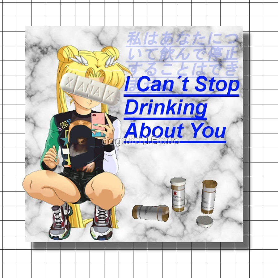 I Can't Stop Drinking About You by dogwith16two