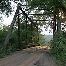 Old hot riveted bridge by dwilk