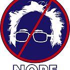 Bernie Sanders Nope 2020 by EthosWear