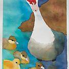 Sunny & the Chicklets by Jen Jovan