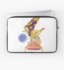 Watercolor Wizard Baby Laptop Sleeve