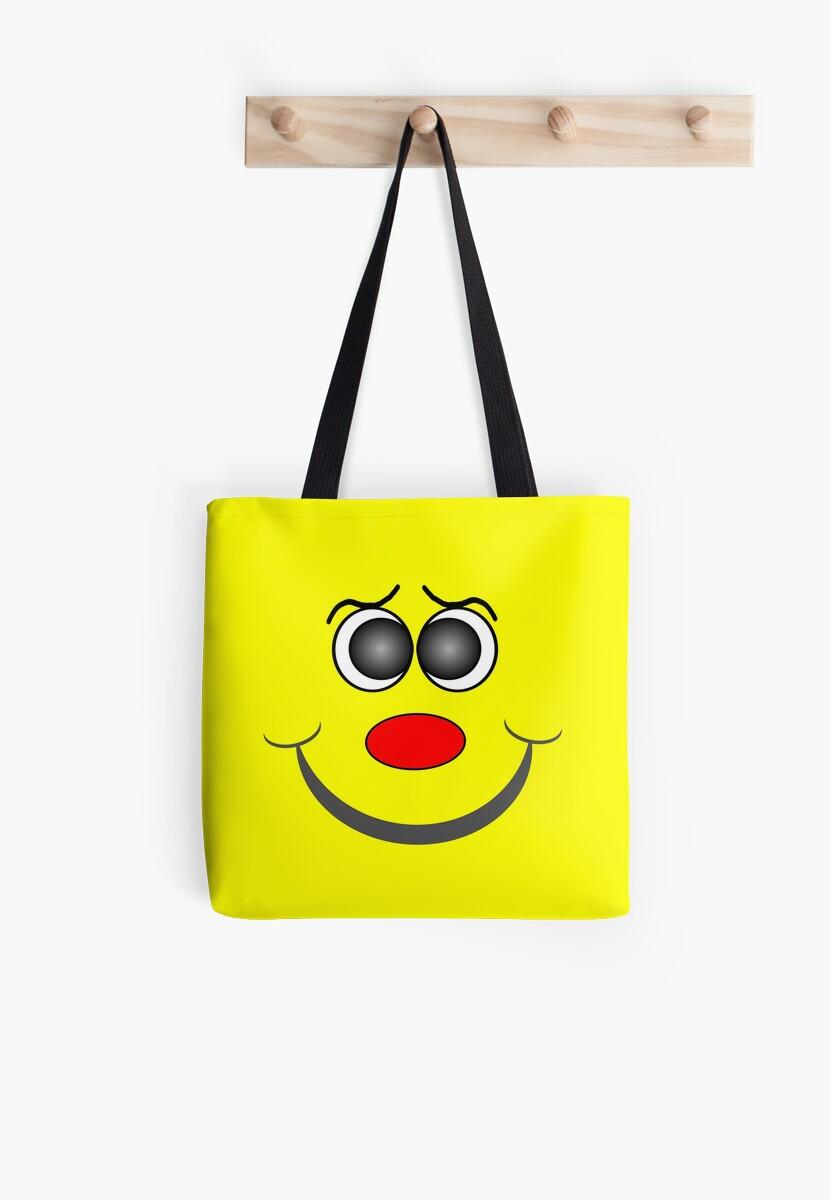 Happy Smiley Face by biglnet