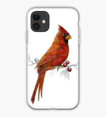 Goauche Cardinal iPhone Case