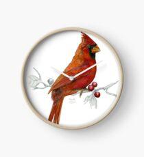 Goauche Cardinal Clock