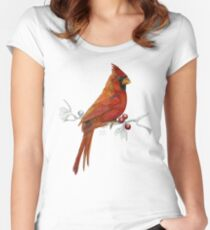 Goauche Cardinal Fitted Scoop T-Shirt