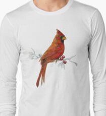 Goauche Cardinal Long Sleeve T-Shirt