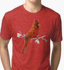 Goauche Cardinal Tri-blend T-Shirt