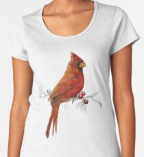 Goauche Cardinal Premium Scoop T-Shirt