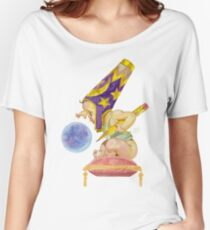 Watercolor Wizard Baby Relaxed Fit T-Shirt