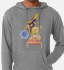 Watercolor Wizard Baby Lightweight Hoodie