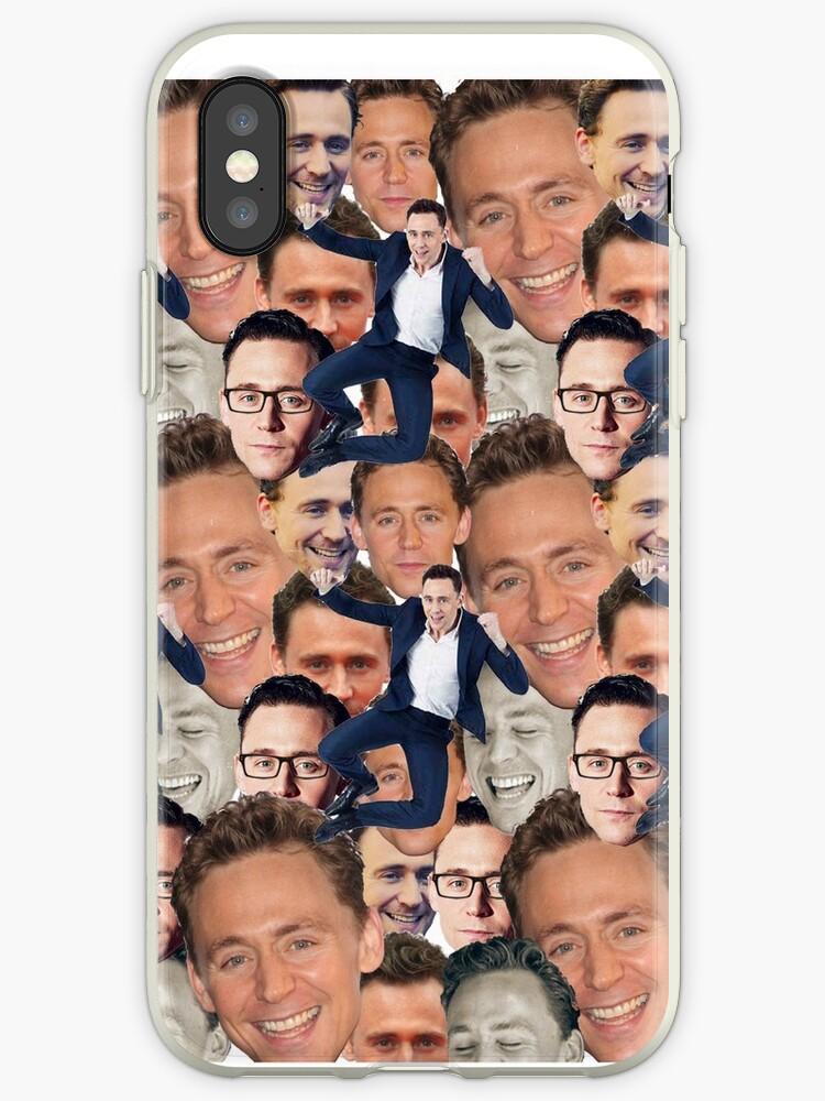 Tom Hiddleston Faces by Samantha Rios