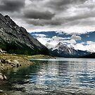 Medicine Lake, Jasper NP by Teresa Zieba