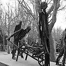 Auschwitz by Richard Pitman