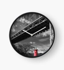 A MIghty Presence Clock