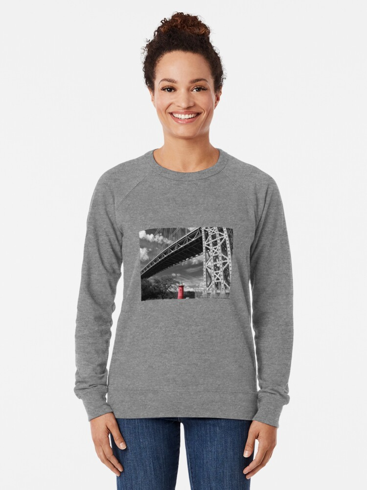 Alternate view of A MIghty Presence Lightweight Sweatshirt