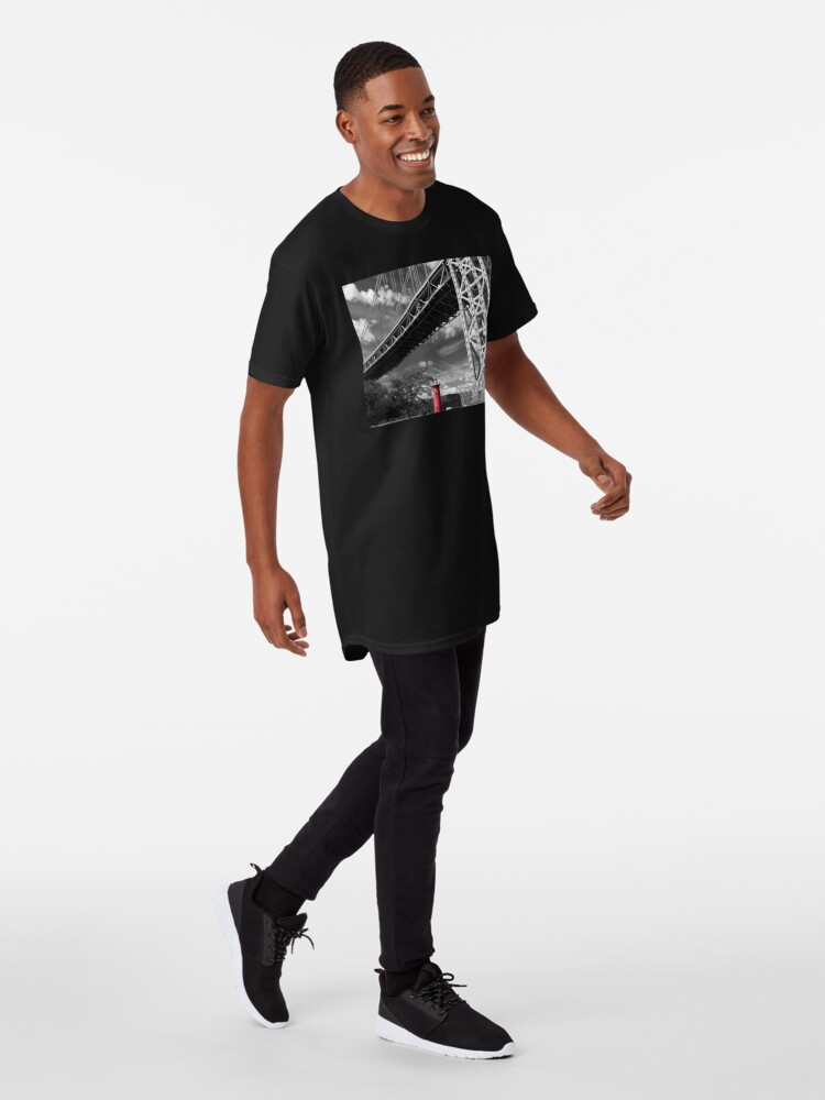 Alternate view of A MIghty Presence Long T-Shirt