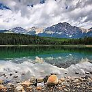 Patricia Lake, Jasper NP by Teresa Zieba