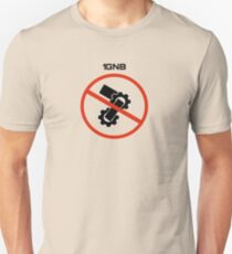 One Gear No Brakes Slim Fit T-Shirt