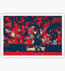 Carli Lloyd 3 Sticker