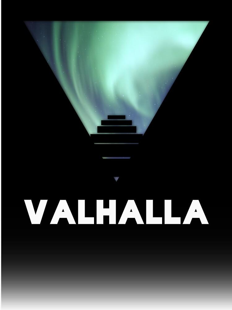 Valhalla Stairway to Heaven by MattLainio