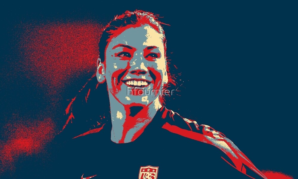 Hope Solo 7 by hfournier
