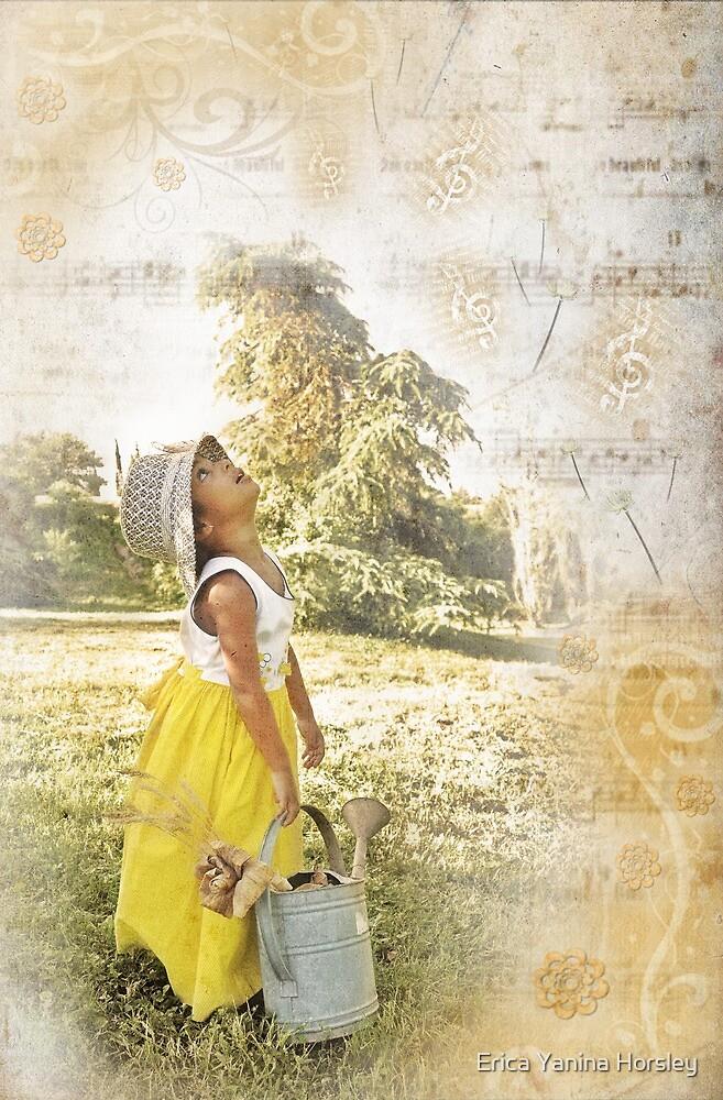Music Coming From Somewhere by Erica Yanina Horsley