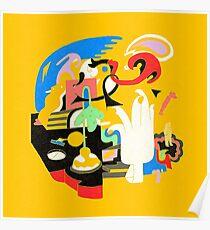Faces - Mac Miller Poster