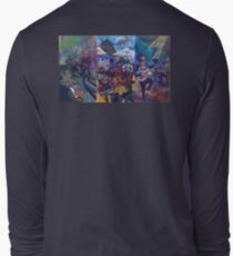 sydney blues and roots 2015 Long Sleeve T-Shirt
