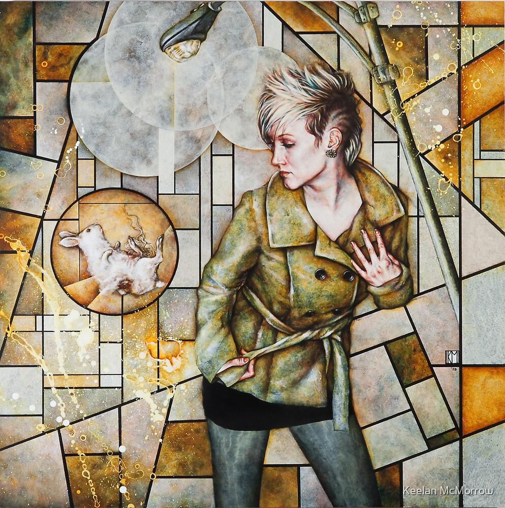Entanglement:  Schrodinger's Rabbit by Keelan McMorrow