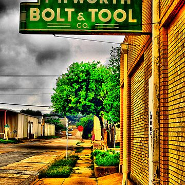 Fort Worth Bold & Tool Co. by DigitalHowie