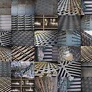 Urban Details Collage II by Catherine Davis