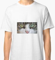 Cat Stare Down Classic T-Shirt