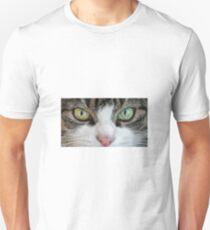 Cat Stare Down Unisex T-Shirt