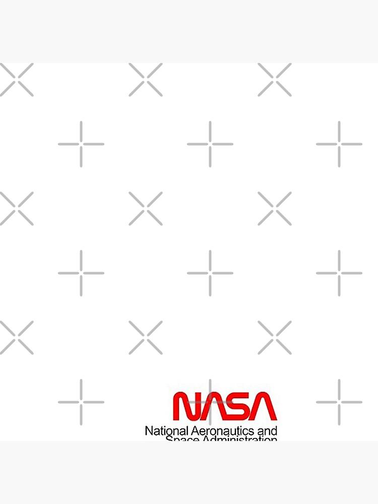 NASA x Vans (Space White) von alizazroberts