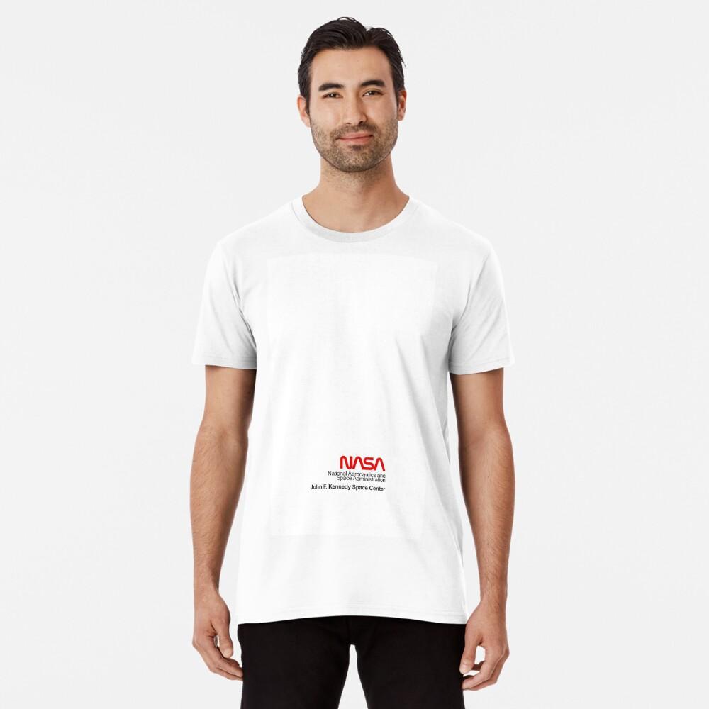 NASA x Vans (Space White) Premium T-Shirt