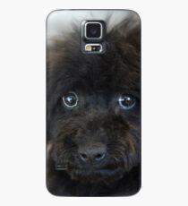 Sky, An Arizona Mini-Toy Poodle Case/Skin for Samsung Galaxy