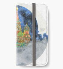Russian Castle & Flying Castle iPhone Wallet/Case/Skin